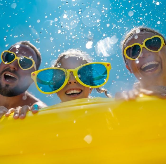 A fine luglio la tua vacanza frontemare ha il sapore del relax, ed è anche scontata!